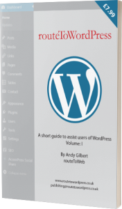 routeToWordPress book cover