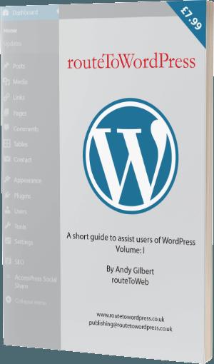 routeToWordPress book cover