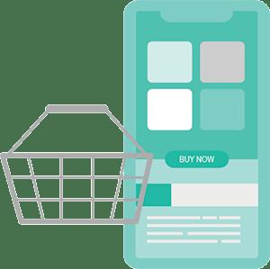 e-commerce graphic